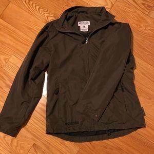 Columbia zip up Jacket size Small